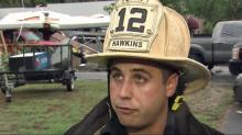 Fire Chief: 'Our fleet has been destroyed'