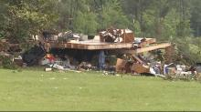 Statewide storm damage