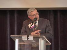Fishel inducted to NC broadcasters' hall of fame