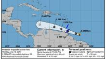 IMAGE: Hurricane Center can now warn for 'potential' tropical cyclones
