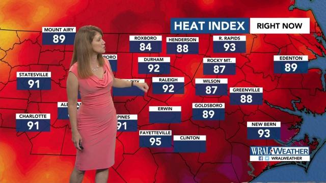 Forecast for Raleigh, Durham, Fayetteville :: WRAL com