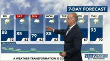 Maze: Prepare for 'weather transformation' with cooler temps