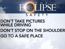 Eclipse driving tips