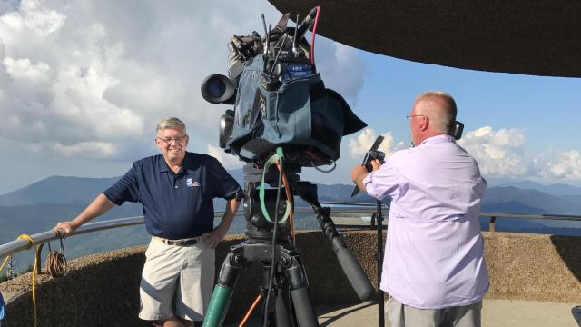 Two states, two satellites and long hikes: Covering the eclipse a tech geek's delight