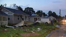 Smithfield homes, businesses damaged by storms