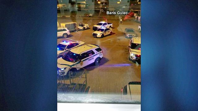 Man shot by police at Miami airport