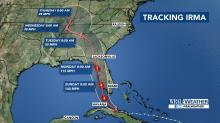 IMAGES: 'This is your last chance': Irma puts a bull's-eye on Tampa