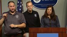 FEMA officials discuss Hurricane Irma recovery
