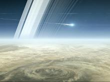 After 20 years, NASA sends Cassini spacecraft into Saturn to be destroyed
