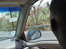 'It is bad': Ken Smith tours Irma damage in St. Thomas