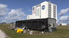 NASA's Florida sites damaged during Irma