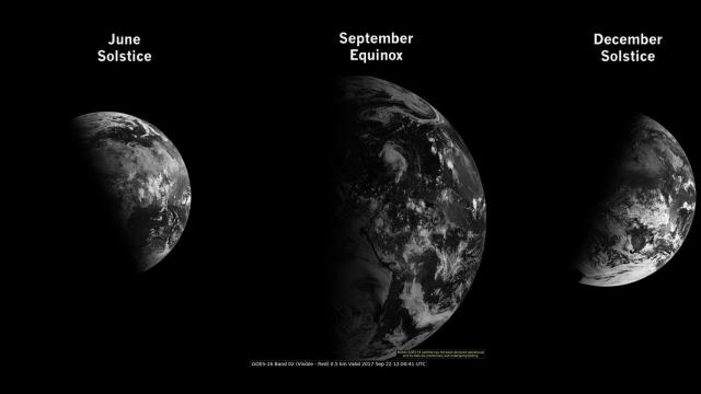 Equinox means equal day and night, but not for a few days