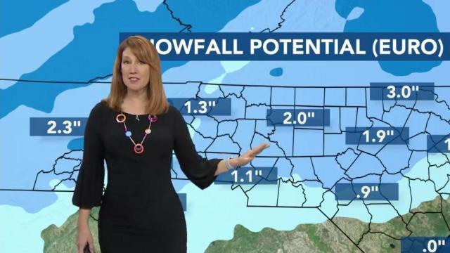 Classes canceled, state of emergency issued ahead of Wednesday's snow storm