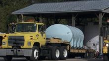 IMAGE: NC DOT, business owners prepare for Wednesday's winter weather