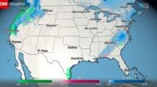 IMAGES: Winter storm kills at least 8 in the South; warmup begins