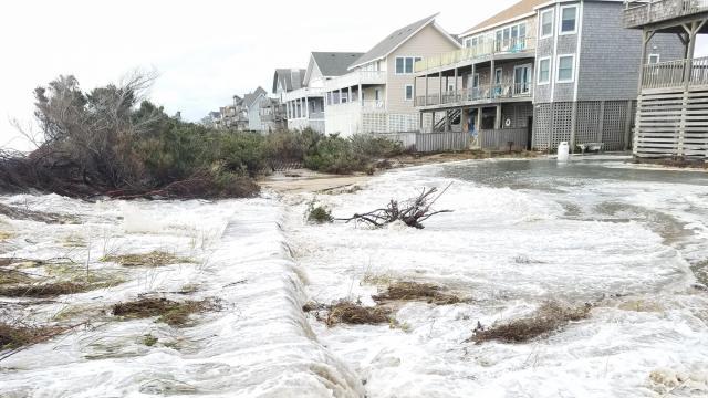 Flooding in Avon