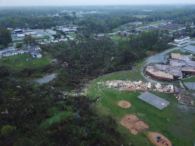 Apart from mild flooding, Triangle escapes worst of last night's storms :: WRAL.com
