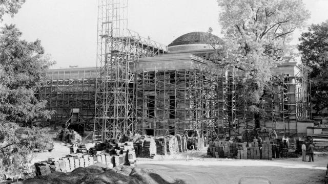 UNC's Morehead Planetarium celebrates 69 years :: WRAL com