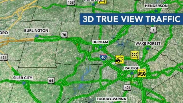Overnight Rain Causes Traffic Delays Wral Com