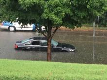 Raleigh flooding