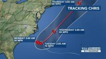IMAGE: Will Tropical Storm Chris affect the Triangle?