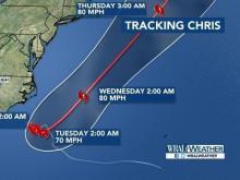 Tropical Storm Chris