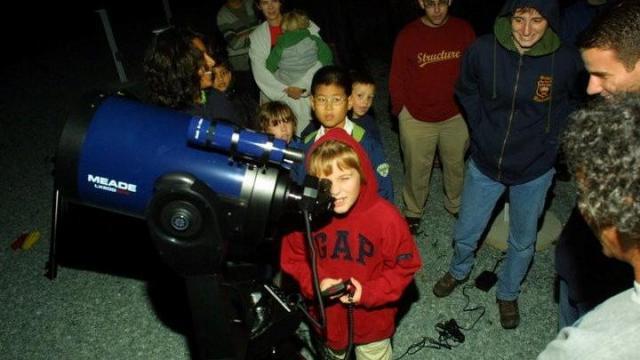 Duke Teaching Observatory open house