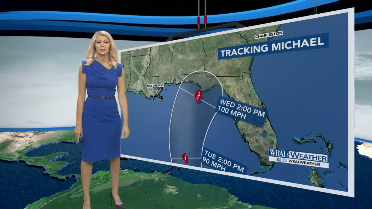 Tropical Storm Michael Likely To Dampen State Fair Opening Wral Com