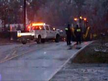 Driver death in Matthews