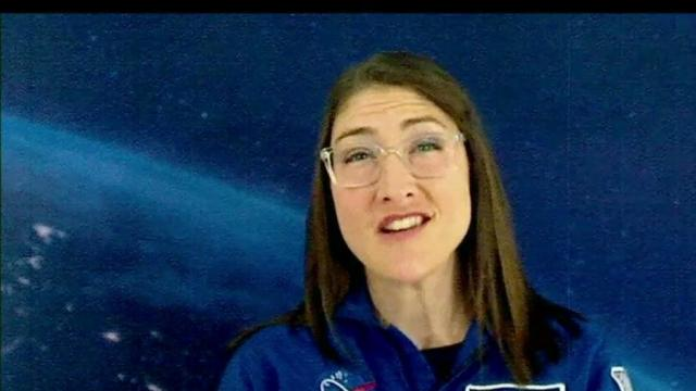 NC astronaut prepares for trip to International Space Station