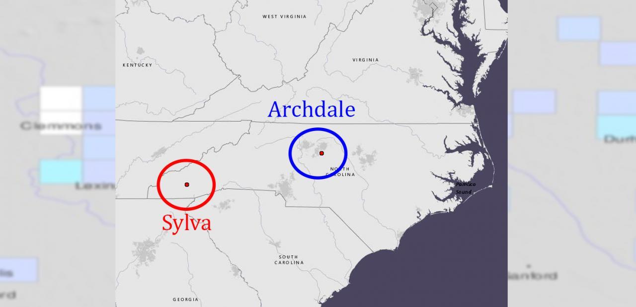 2 earthquakes felt across NC :: WRAL com