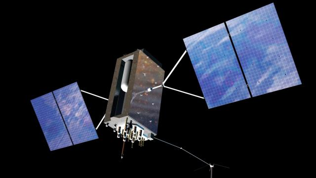 Older GPS receivers could believe it is 1999 again :: WRAL com