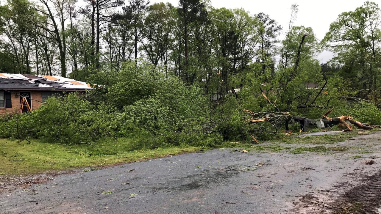 EF-2 tornado touched down in Orange County last week :: WRAL com