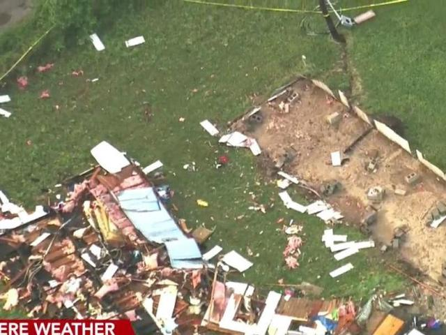 WATCH: Sky 5 tours damage left by Friday storms :: WRAL com