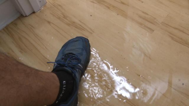 Flooding at Oriental Health Solutions