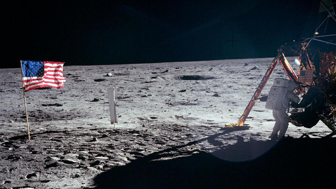 A little piece of North Carolina on the Moon, maybe :: WRAL com