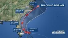IMAGES: Hurricane Dorian batters Bahamas as storm eyes NC coast, U.S.
