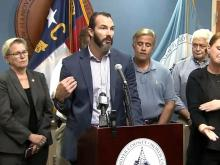 Wilmington-area officials provide update on hurricane preparations