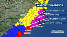 IMAGES: Hurricane Dorian: Cooper orders evacuation of all barrier islands as storm moves toward NC