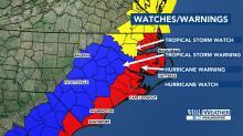 IMAGES: As Hurricane Dorian gets closer to NC, public schools, including Wake, cancel classes