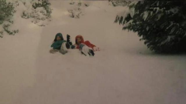 Enjoying Raleigh's record-breaking snowfall