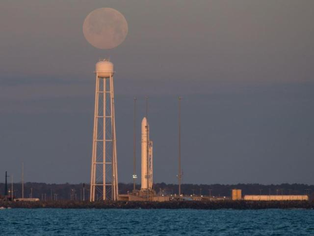 Sunset launch in Virginia may be visible across North Carolina tonight - WRAL.com