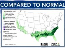 USA National Phenology Network – www.usanpn.com