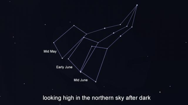Look up: What's in the sky May 31 - June 6