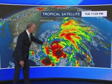 New tropical storm forms in Gulf of Mexico, could make landfall in La. by Sunday