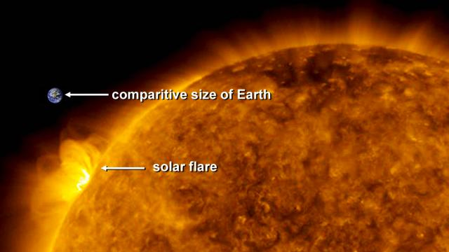 Largest solar flare since 2017 may indicate renewed solar activity