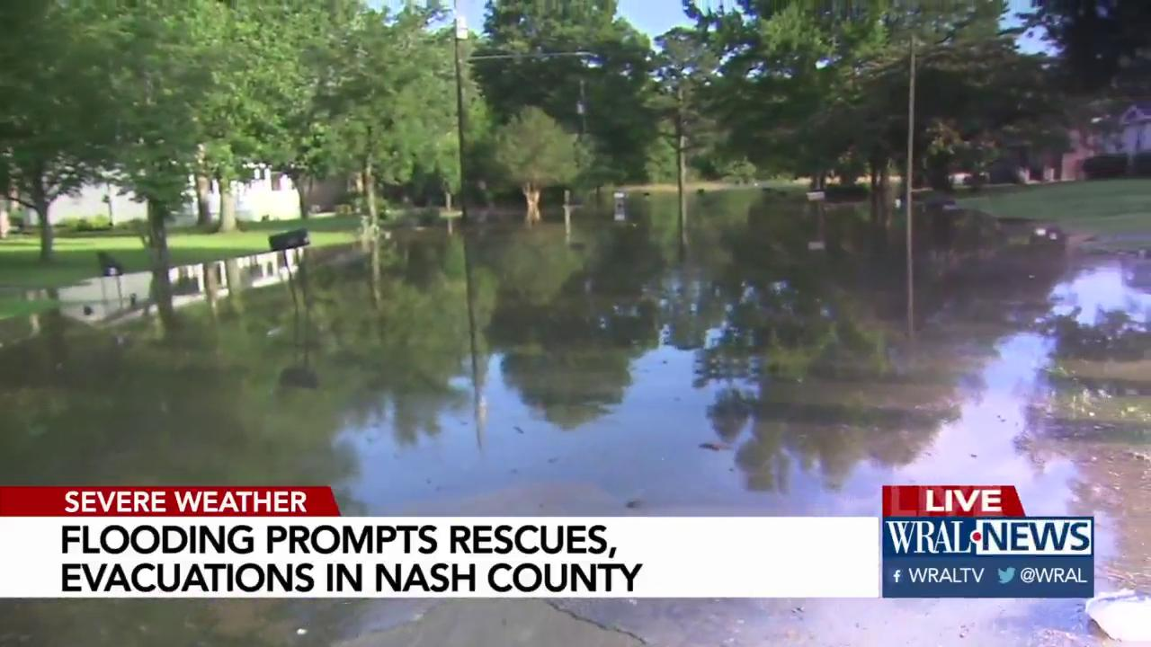Tar River In Rocky Mount Reaches 3rd Highest Level On Record Wral Com