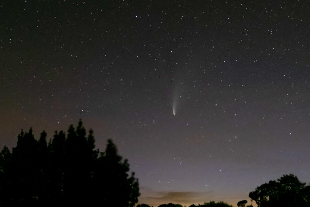 This Week Offers Last Chance To See Comet Neowise Wral Com