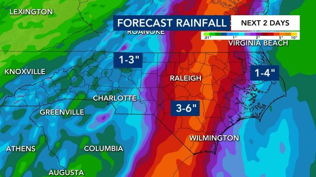 WRAL Weather Feed: Elizabeth Gardner