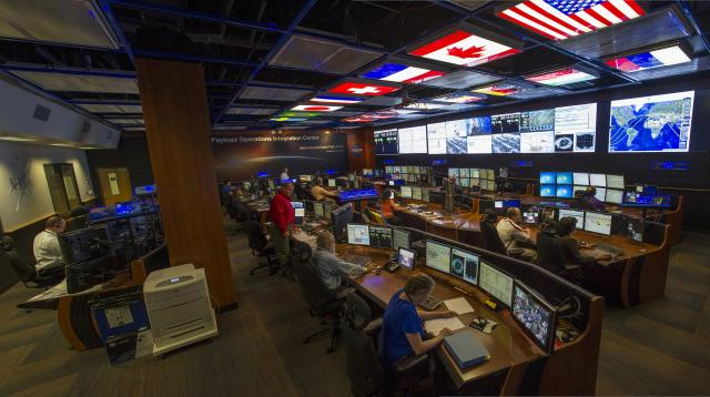 MSFC Payload Operations Center